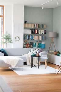 Wandfarbe Für Wohnzimmer : die sch nsten ideen f r die wandfarbe im wohnzimmer ~ One.caynefoto.club Haus und Dekorationen