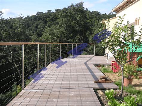 barri 232 re ext 233 rieure et terrasse accastillage fips