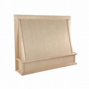 "30"" Wide Classic Series Wood Range Hood-Maple (#"
