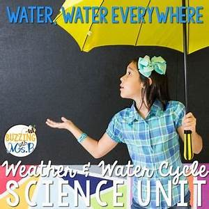 Scientific Method Flip Chart Water Cycle Activities Word Wall Words Worksheets And