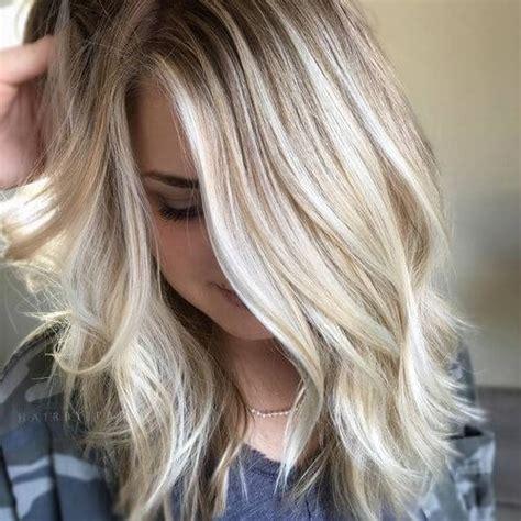 cute blonde hair color ideas    shades