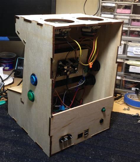 diy arcade cabinet raspberry pi the porta pi a diy mini arcade cabinet for raspberry pi