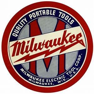 1940 Milwaukee Electric Tool Corporation Vintage Logo ...