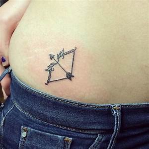 Bow Tattoo Hip | www.pixshark.com - Images Galleries With ...