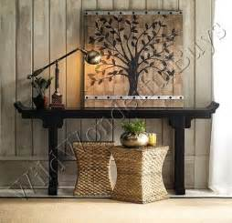 rustic style tree of barn wood wall decor plaque aston country new wood wall decor