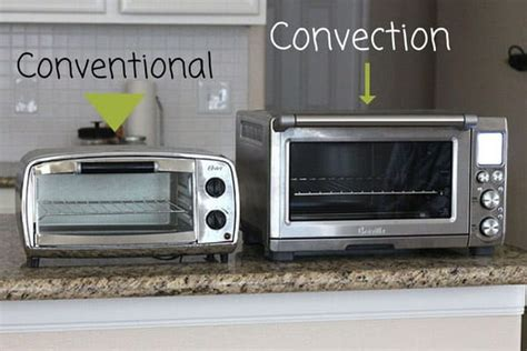 Conventional Toaster Oven by Everything You Need To About Convection Toaster Ovens