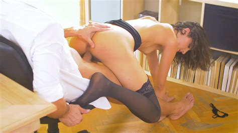 Milf In Black Stockings Serious Hardcore Sex On Cam