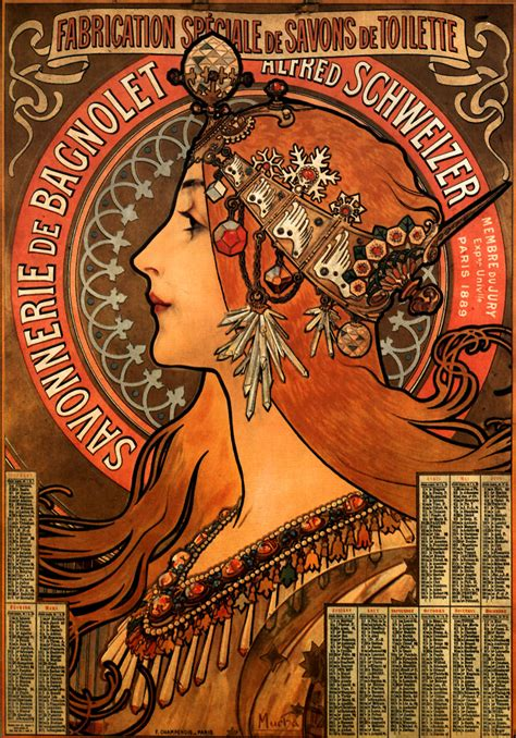 Alfons Mucha my best on plus nouveau by alfons mucha