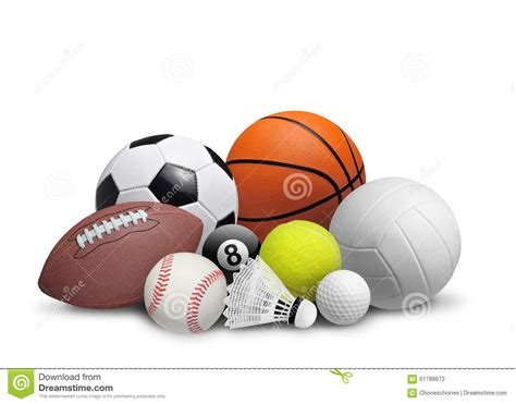 Balls Images White Background by Sport Balls On White Stock Photo Image Of Basket Object