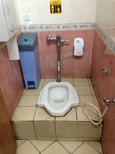 Bathroom Equipment India by How To Use A Squat Toilet Asia Travel Asian Toilets