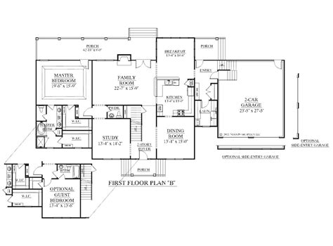 home plans with guest house best design ideas for 1 bedroom guest house plans homelk com