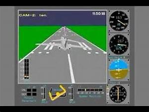 American Airlines Flight 1420 Cockpit