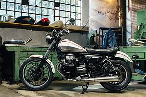 First rideMoto Guzzi V9 review Visordown