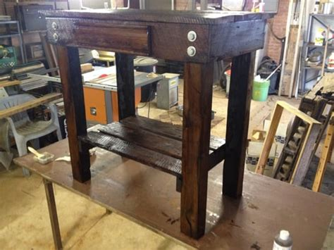 kitchen island made from reclaimed wood small kitchen island made from reclaimed wood