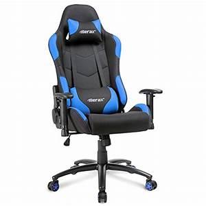 Merax Gaming Stuhl : merax gamingstuhl schreibtischstuhl b rostuhl racing stuhl computergaming chair sportsitz ~ Buech-reservation.com Haus und Dekorationen