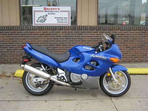 1998 Suzuki Katana by 1998 Suzuki Katana 750 Motorcycles For Sale