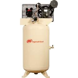free shipping ingersoll rand type 30 reciprocating air compressor 80 100 gallon 5 hp