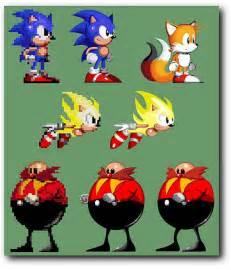 Sonic the Hedgehog 2 HD Sprites