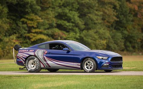 2016 Ford Cobra Jet Mustang Technical Specifications And