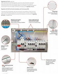 Mk Dual Rcd Consumer Unit Wiring Diagram