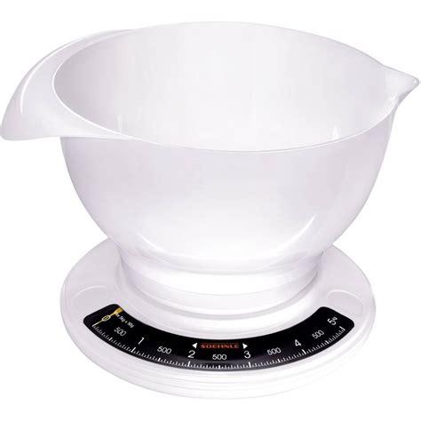 analogova  odmernou misou kuchynska vaha soehnle culina pro  conradcz