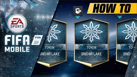 Fifa Mobile How To Get Snowflakes