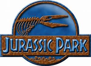 rusty jurassic park aqua logo by OniPunisher on DeviantArt