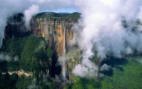 hd tall angel falls venezuela wallpaper