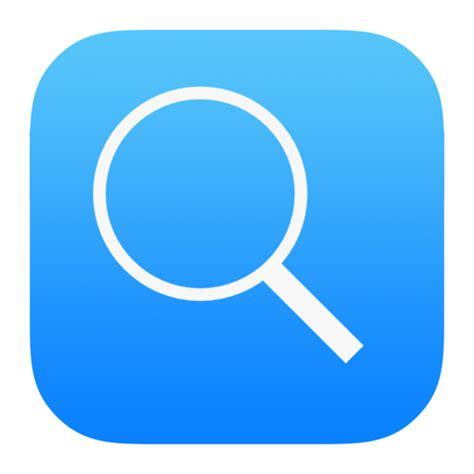 ios icon spotlight icon ios 8 iconset dtafalonso