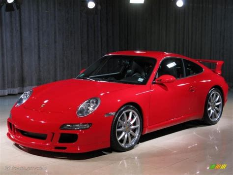2006 Guards Red Porsche 911 Carrera S Coupe 22565671