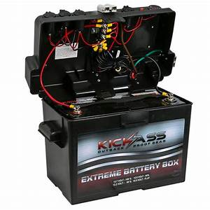 12 Volt Dual Battery System