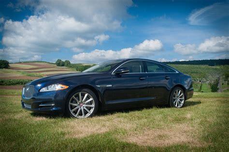 jaguar xj series test drive review cargurus