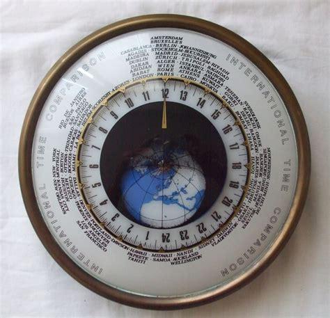 world clock time zone converter catawiki
