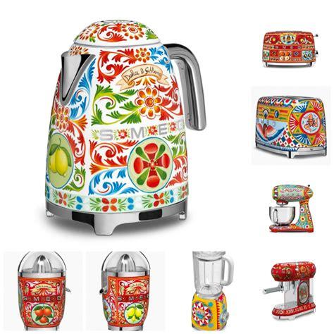 how to a small kitchen island smeg launches dolce gabbana kitchen appliances italia