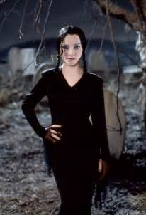 Wednesday Addams Christina Ricci