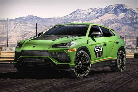 lamborghini urus racing league uncrate