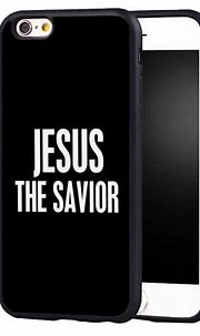 Jesus Christ the savior Quote case cover For iPhone 7 ...
