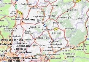 Entfernung Berechnen Maps : karte stadtplan altenstadt viamichelin ~ Themetempest.com Abrechnung