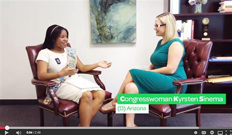 portraits  leadershipgirl scouts interview women