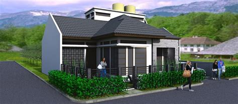 kumpulan gambar desain rumah minimalis ala eropa