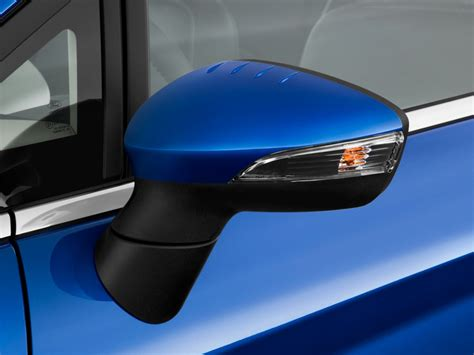 image  ford fiesta  door sedan sel mirror size
