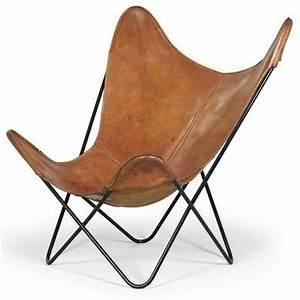 Butterfly Chair Original : hardoy papillon chaise m tal en cuir hardoy papillon chaise chaises de salon id de produit ~ Sanjose-hotels-ca.com Haus und Dekorationen