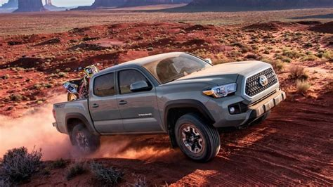toyota tacoma preview pricing release date