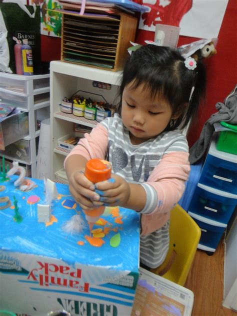 3d collage projects from room 3 preschool child care 737 | preschool collage art 3