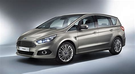 New Ford S-max (2015) Official Pictures And Details By Car