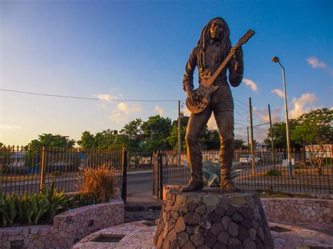 Retracing Long Ago Brushes With Bob Marley in Kingston ...