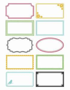 10 best ideas about free printable labels on pinterest With kitchen cabinets lowes with blank sticker labels