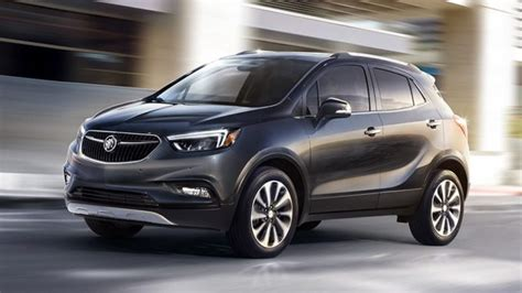 buick encore test drive  review specifications