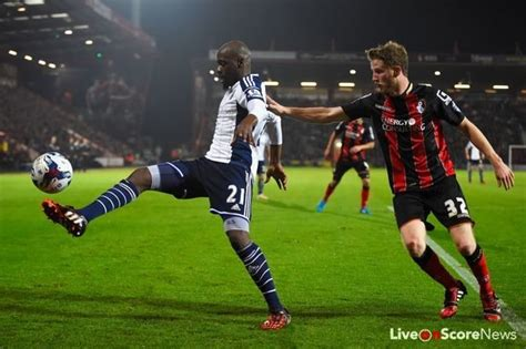 Watch West Brom vs Bournemouth Live Streaming – The Global ...