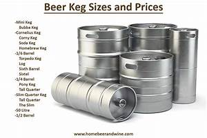 Carbonation Chart By Style Keg Sizes And Prices A Complete Guide With Charts